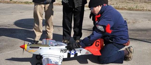 Este avión funciona con combustible hecho a partir de agua de mar