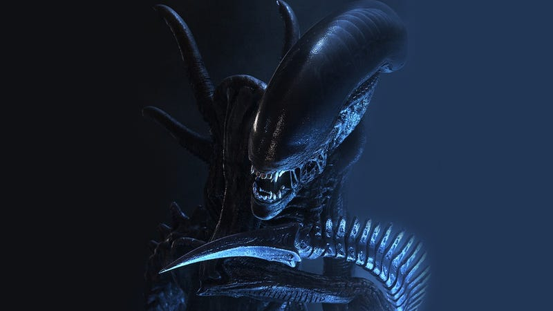 If Only Sauron Had Xenomorphs On His Side