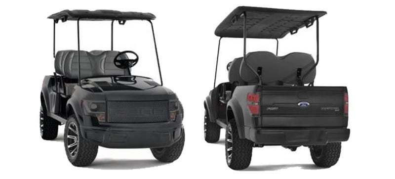 Ford Raptor Monster Golf Cart Will Destroy Sand Traps, Scare That Gopher