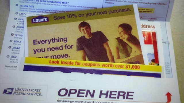 Moving packet usps lowes coupon