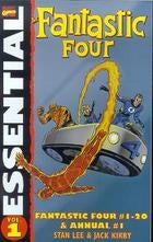 Must Read: Essential Fantastic Four Volumes 1 - 5