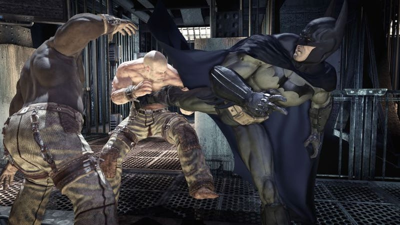 Twenty Minutes With Batman: Arkham Asylum