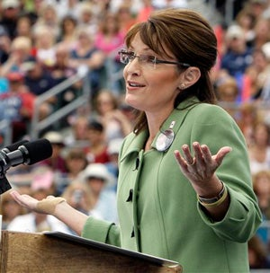 Sarah Palin Doesn't Know When the Idiocy Will End