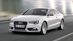 2011 Audi A5, Groupon sells a car, and a two-door front-engined Porsche GT