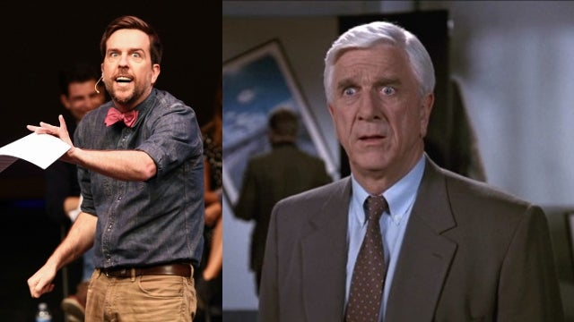 The Naked Gun Reboot Planned with Ed Helms as Leslie Nielsen