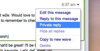 How to Manage a Group Project in Google Wave