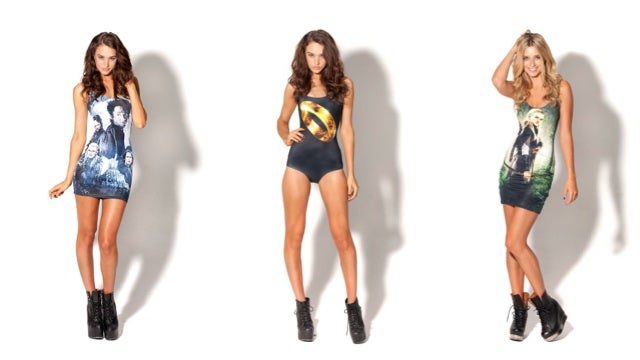 Black Milk brings sexy back to Middle-Earth with new Hobbit and LotR dresses and leggings