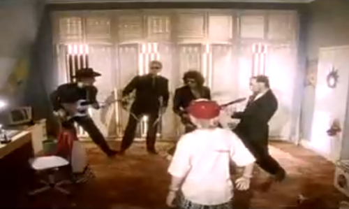 "Is Queen's ""Invisible Man"" the best scifi music video of all time? Yes."