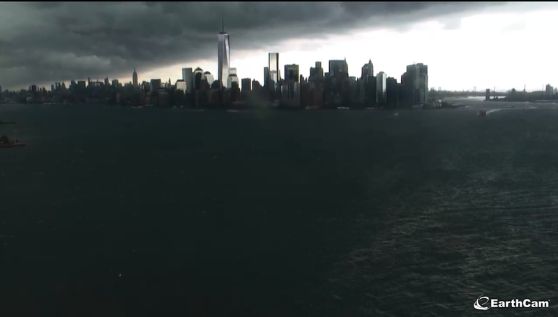 Is This Terrifying Storm About to Eat Manhattan?