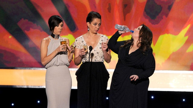 Your 2012 SAG Award Winners