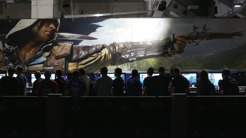 This Is What Video Games Are: A Dispatch From a Crowded Gaming Expo