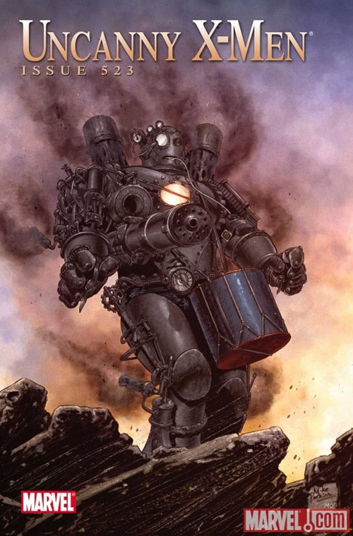 Iron Man By Design