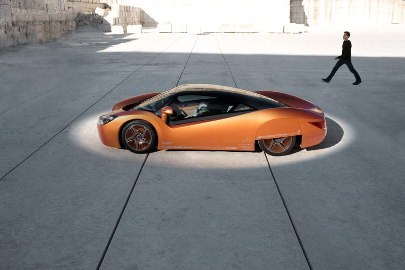 Rinspeed iChange Concept Rings In At $1.2 Million