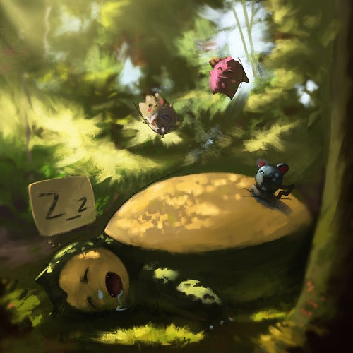 151 Pokémon Recreated By 151 Awesome Artists. For Charity.
