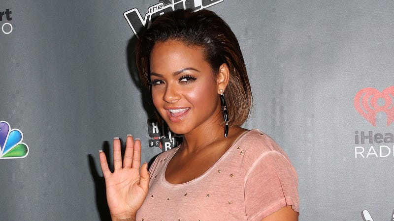 Christina Milian Insists that Chris Brown Is Still Dating Karrueche Tran. Now Let Us Never Speak of This Again.