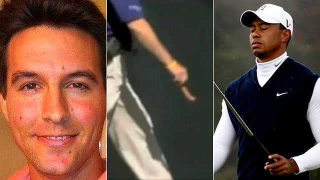 "Man Who Threw Hot Dog At Tiger Woods Was ""Inspired By The Movie Drive"" To Do Something ""Epic"""