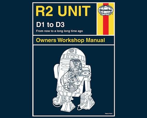 R2D2's Secret Controller — Revealed!