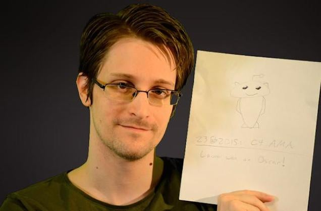 Edward Snowden Banned From Reddit During AMA
