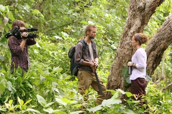 The River 'Dr. Emmet Cole' Promo Pics