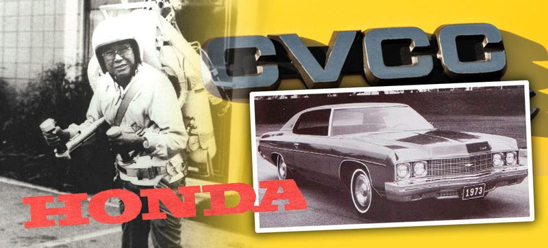 When Honda Gave GM One Of History's Most Amazing Smackdowns