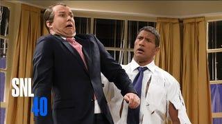 Dwayne Johnson Crushes GOP as The Rock Obama; Updates <i>Bambi</i> on <i>SNL</i>