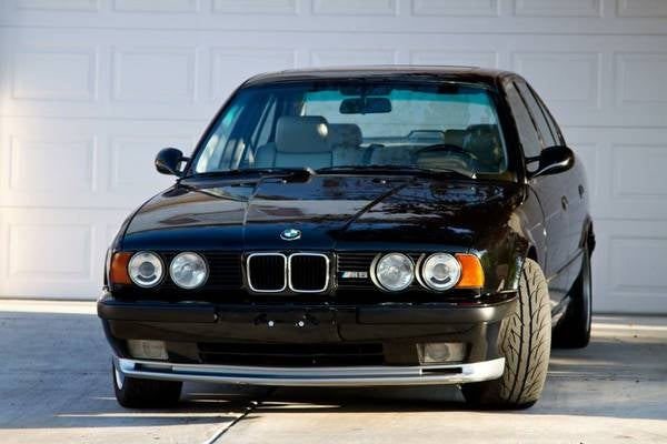 Pulmonary ///Mbolism: Market Watch 1990-1993 BMW M5 E34