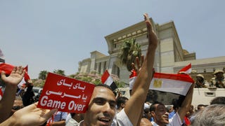 Top Judge Sworn In as President of Egypt, Morsi Arrested by Army