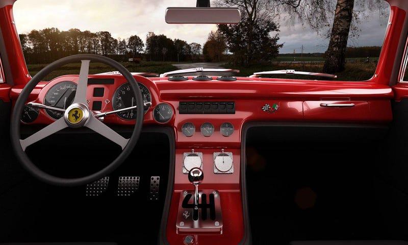 Gullwing America Ferrari F340 Competizione Photos