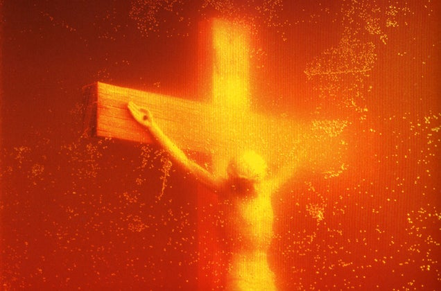 ​Who Wants to Buy Piss Christ This Thursday?