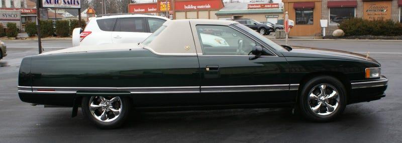 Found on eBay: '94 Cadillac Dev-Elle-Camino