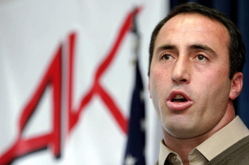 What Would Ramush Haradinaj Drive?