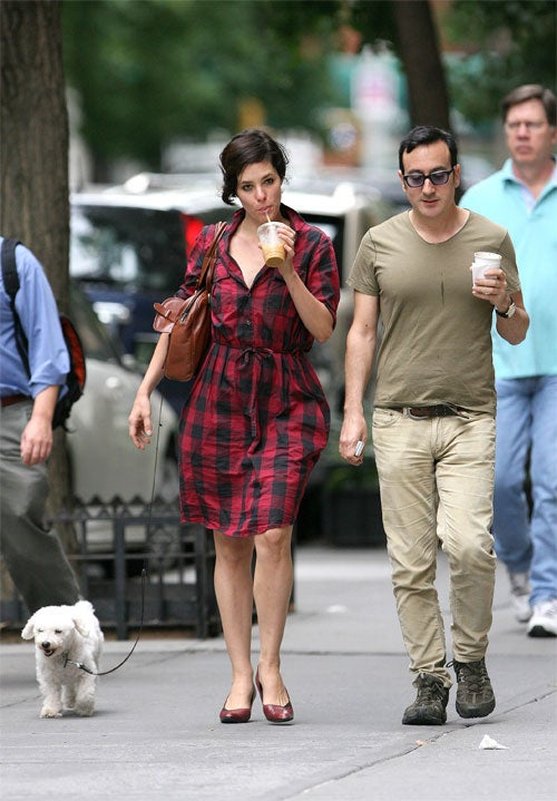 Parker Posey: Downtown Dress, Uptown Dog