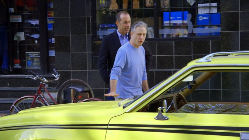 Jon Stewart And Jerry Seinfeld's Salute To AMC Is Fantastic