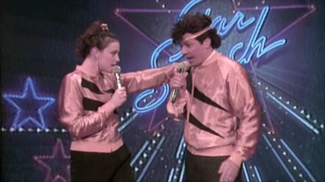 Liv Tyler and Jimmy Fallon Dig Up Their Old Star Search Audition Tape