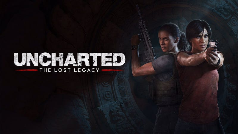 Chloe Is The Star Of Uncharted: The Lost Legacy