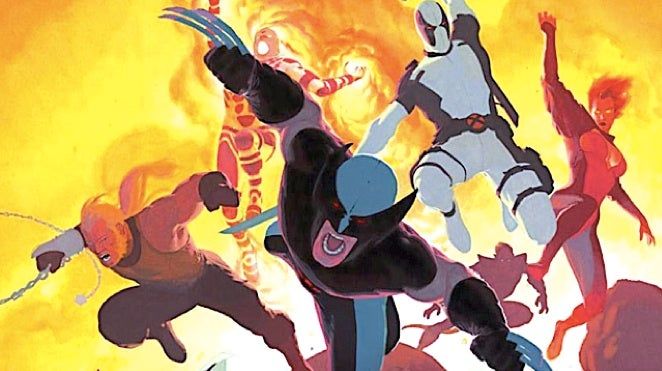 How Uncanny X-Force author Rick Remender dreamt up Archangel's very bad day