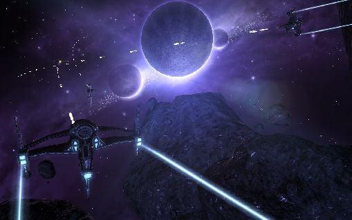 Jumpgate: Eve on Fast Forward