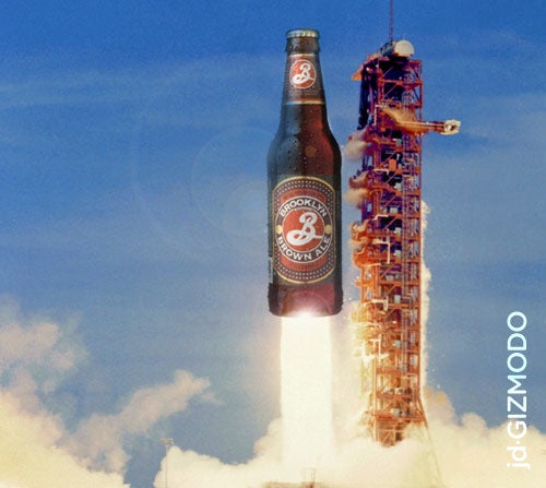 Astronauts Can't Enjoy Beer, But There's a Solution Coming