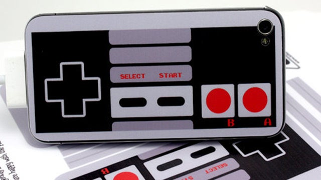 I Need a Shiny New Phone So I Can Make It Look Like a 25-Year-Old Controller