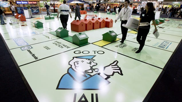 Vote Which Monopoly Token Should Keep Passing Go