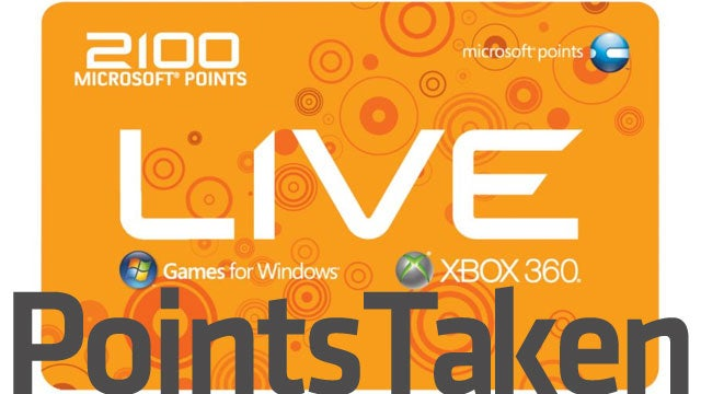 Microsoft Invalidates Stolen Point Codes, Considers Punishment For Exploiters