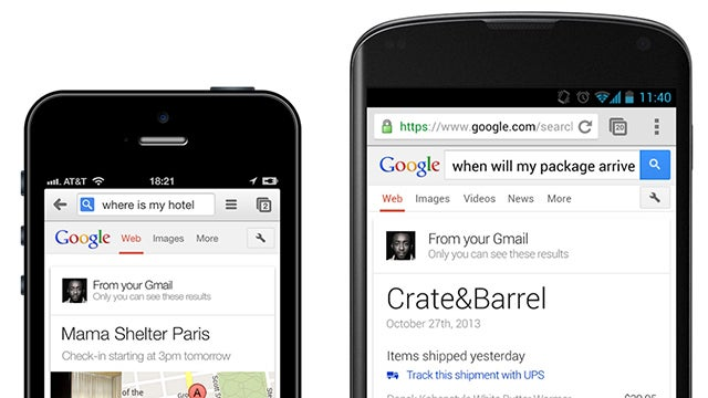 Google Adds Your Flights, Reservations, and Purchases to Voice Search