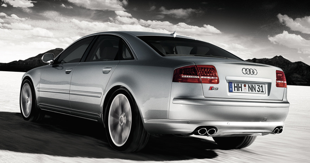 You Can Buy A Lamborghini-Powered Audi S8 For The Price Of A Minivan
