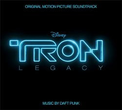 Tron Daft Punk Poster/Soundtrack Cover