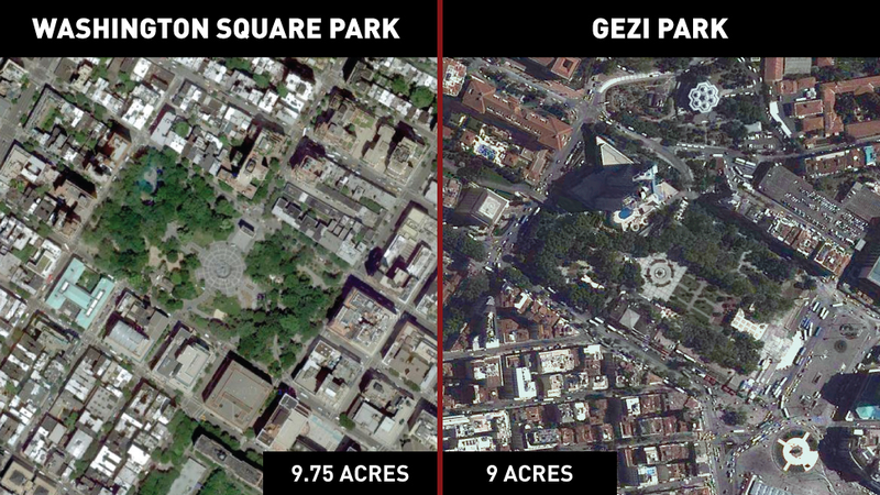 "Stop Calling Gezi Park A ""Small Green Space"""