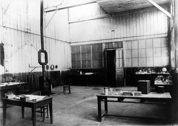 9 Laboratories That Created the Modern World