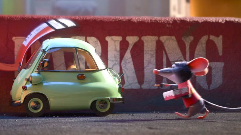 The Fantastic Cars Of Disney's Zootopia Came From This Iconic Designer