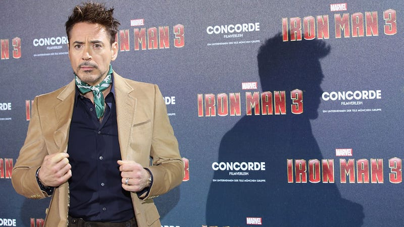 Robert Downey Jr. Says Overacting Is Like Bestiality