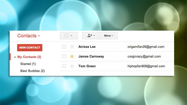 You Can Now Star Important Contacts in Your Google Contacts List