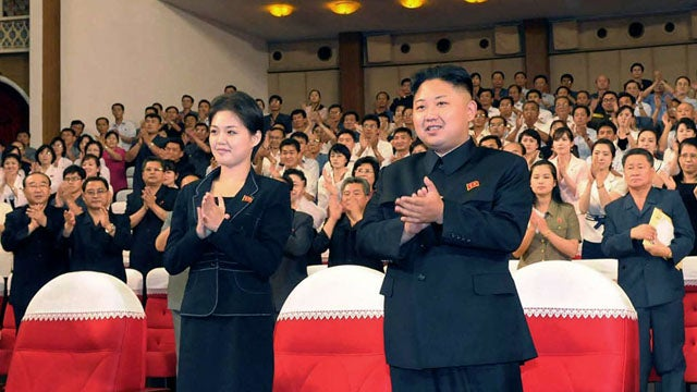 Who Is Kim Jong-Un's Sexy Mystery Woman?